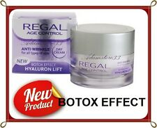 NEW REGAL AGE CONTROL ANTI WRINKLE Collagen DAY CREAM HYALURON LIFT HIGH QUALITY