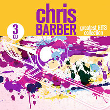CD Chris Barber Greatest Hits Collection 3CDs