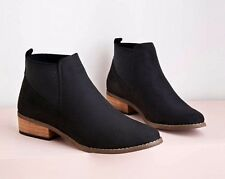 DOLCIS ELASTICATED CHELSEA BOOTS - SIZE 3-8 AVAILABLE - BRAND NEW
