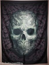 ANNE STOKES Dragon Skull Cloth Poster Flag Fabric Tapestry Wall Banner-New!!