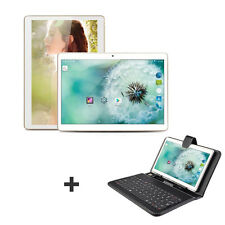 "10.1"" Android 4.4 PC Tablet 4-Core WIFI 16GB 1280*800 IPS Pad + Keyboard Case"