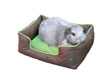 ROSEWOOD TOUGH N MUCKY SMALL ANIMAL RABBIT GUINEA PIG FERRET HUTCH BED 19612 NEW