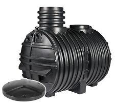 """Regenwassertank,Regenwassernutzung, Zisterne """"Eco"""" 5000 Liter - inkl. Abdeckung"""