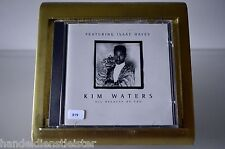 CD0319 - Kim Waters - All because of you - Jazz