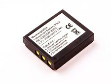 Battery for MEDION TRAVELLER DC8300 / DC8600 / MINOX DC-8111 / Replacement