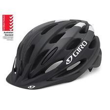 GIRO Revel Cycling Helmet Bicycle AUSSIE Bike STANDARD 54-61cm Black/White