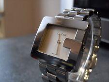 Gucci G-Uhr 3600 J Damenuhr Top Zustand Original Swiss Made mit Papieren