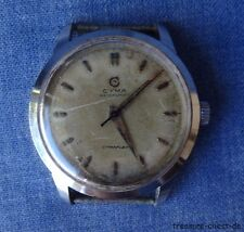 Vintage Cyma Cymaflex Watersport Wind-up Mechanical Watch, Works