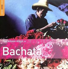 BACHATA - The Rough Guide To Bachata - Various Artists **NEW CD**