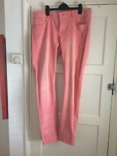 Asos Pink Skinny Jeans Size 16