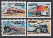 Antigua + Barbuda - Michel-Nr. 944-947 postfrisch/** (Eisenbahn / Train)