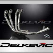 Exhaust Downpipes Headers Stainless Yamaha FZS600 Fazer 98 99 00 01 02 03