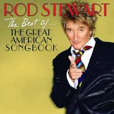 The Best Of... The Great American Sonbook - Rod Stewart CD J RECORDS