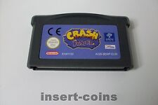 Crash Badicoot Fusion   -   Nintendo Game Boy Advance / DS  #GB4