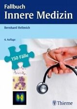 Fallbuch Innere Medizin von Bernhard Hellmich (Buch) NEU