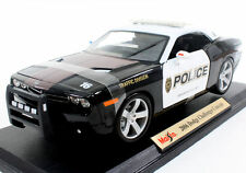 **SPECIAL OFFER** DODGE CHALLENGER POLICE 1:18 Scale Metal Diecast Model Car