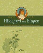 Das große Buch der Hildegard von Bingen (Buch) NEU