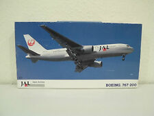 """Hasegawa 10634, Boeing 767-200 """"Japan Airlines"""", 1:200"""