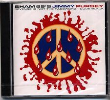 Jimmy Pursey Sham 69 Revenge 1997 CD + Sham 69 Bonustr