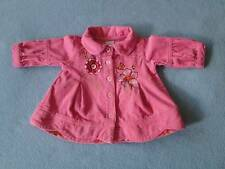 Target Gorgeous Girls Cord Jacket With Embroidery, Size 000