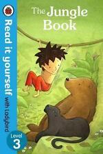The JUNGLE BOOK / Level 3 Englisch Lesen Lernen / Englische Kinderbücher