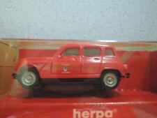 Herpa 4119 Renault R4 Feuerwehr Düren in OVP aus  Sammlung (3)