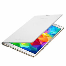 Genuine Official Samsung Galaxy Tab S 8.4 Simple Cover Case Dazzling White