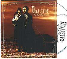 ED HARCOURT Lustre FULL ALBUM PROMO CD 2010 HOLLAND