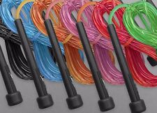 Boxing/Gym/Jumping/Speed/Exercise/Fitness adjustable length Skipping Rope Mix