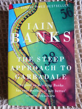 The steep Approach to Garbadale by Iain Banks (Unread)