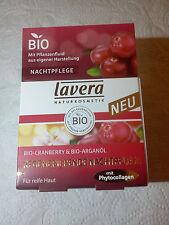 2 x Lavera Anti-Falten Cranberry regenerierende Nachtpflege 60ml GP 100ml/46,50€