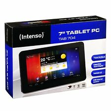 "Intenso TAB 704 / 17,78cm (7"") / 1 GHz / 4GB / 512MB Tablet mit Android"