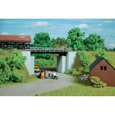 AUHAGEN HO scale - 'SHORT RAIL BRIDGE' - plastic model kitset #11428