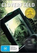CLOVERFIELD - BRAND NEW & SEALED R4 DVD (2-DISC LIMITED EDITION - NEW FOOTAGE)