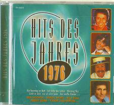CD - Various - Hits des Jahres 1976 - #A2830 - RAR - Neu
