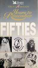 Fifties Years To Remember    Great Britain    Vol 2    PATHE News     60 Mins