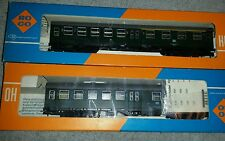 Roco H0 4255  & 4253 Remodeling Venture Of DB 2nd Class (W 712)