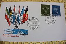 """FDC Italien von 1959 """"Europa"""""""