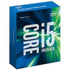 NEW Intel Core i5 6600K