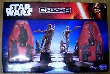 STAR WARS - NEW & SEALED - CHESS SET - FAMILY FUN FOR CHILDREN & ADULTS!