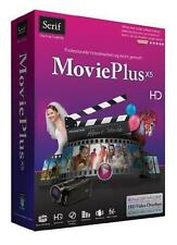 Avanquest MoviePlus X5 - deutsche Vollversion - HD-Videobearbeitung