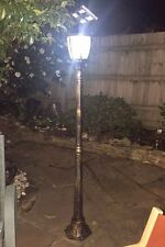 170cm Solar LED Lamp Light Post Outdoor Garden Yard Driveway Path Courtyard