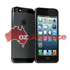GRADE A Apple iPhone 5 | 16GB | Black | Optus Locked | In Box | Clearance