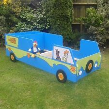 "New Unique""Scooby Doo Van"" Fun Single Bed (SOLD! but MADE TO ORDER)"