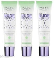 L'Oreal Paris Nude Magique CC Cream Anti - Rötungen Loreal 3x30ml neu