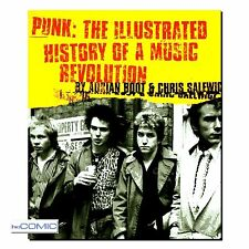 PUNK The Illustrated History of a Music Revolution Diskographie UK USA 70er