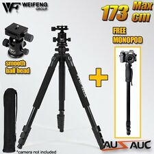 Professional Ball Head Tripod for Sony Nikon Canon Digital Camera DSLR Camcorder