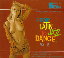 The Rare Tunes Collection-From Latin To Jazz Dance-(Vol 5)-CD-Digipak-RG2016CD