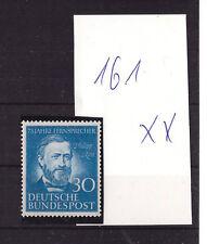 Bund Mi.Nr.161 **Postfrisch--Philipp Reis--ca.60 M€  60