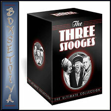 THE THREE STOOGES - ULTIMATE COLLECTION *BRAND NEW DVD BOXSET***